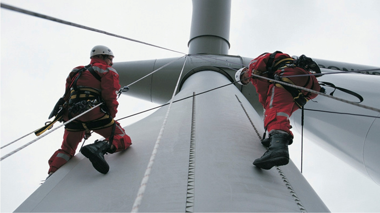 Wind Turbine service